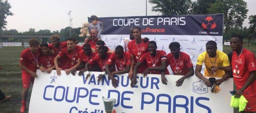 Foot – Coupe de Paris : les U17 et U19 de Mantes disputent la finale le 2 juin