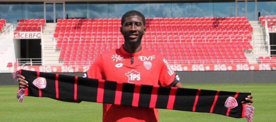 FC Mantois : Senou Coulibaly signe à Dijon (Ligue 1)