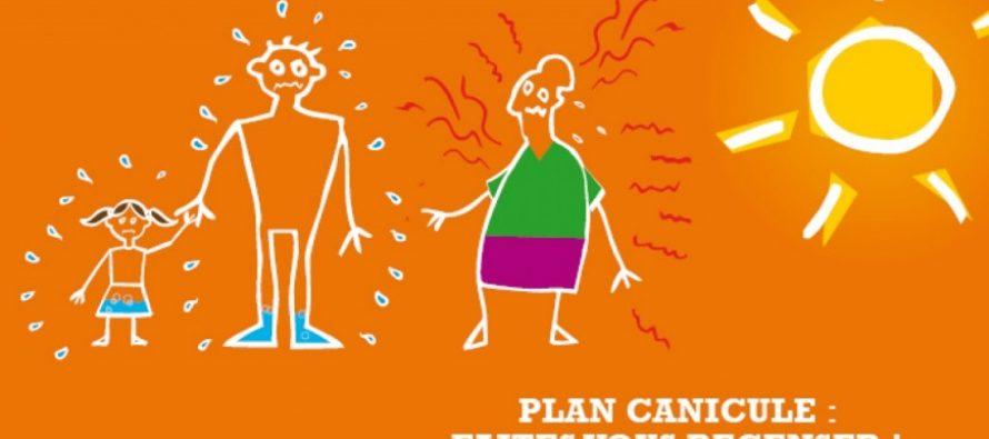 Magnanville : Plan canicule, faites-vous recenser