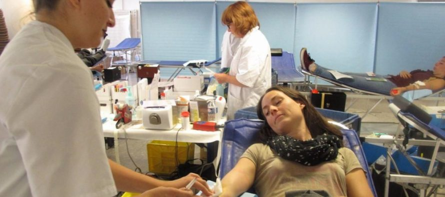 Mantes-la-Ville : opération «collecte de sang» le 31 juillet à la mairie