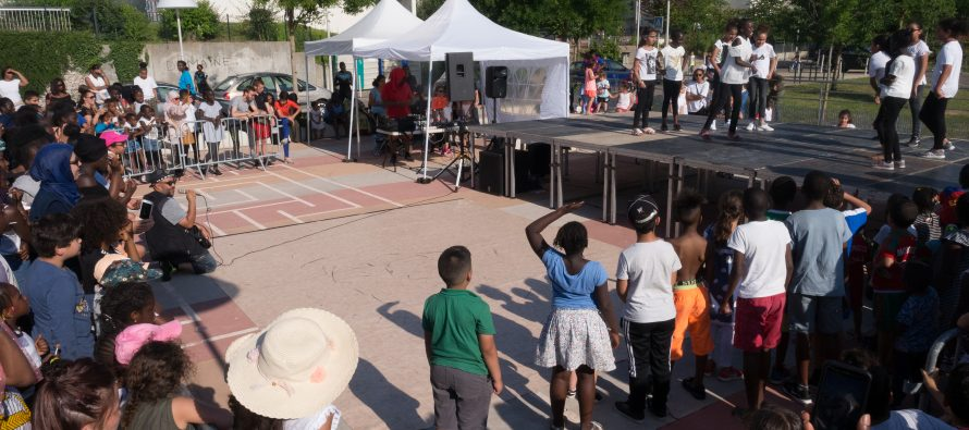 Mantes-la-Ville : 400 personnes à la fête «Domaine Cultures»