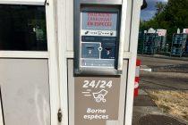 Carrefour Limay : payez votre essence en espèces 24h/24