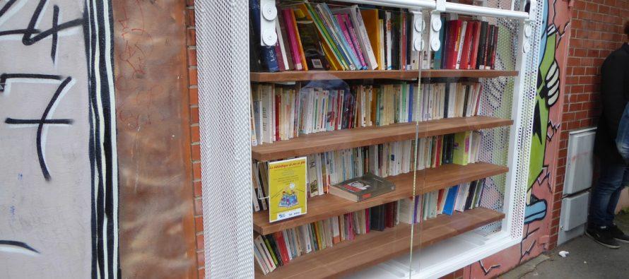 Les Mureaux : des livres à tous les coins de rue jusqu'au 31 août
