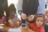Mantes-la-Jolie : 250 enfants à l'animation en pieds d'immeubles