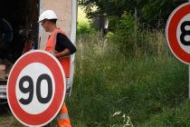Routes secondaires : la vitesse maximale est désormais de 80 km/h