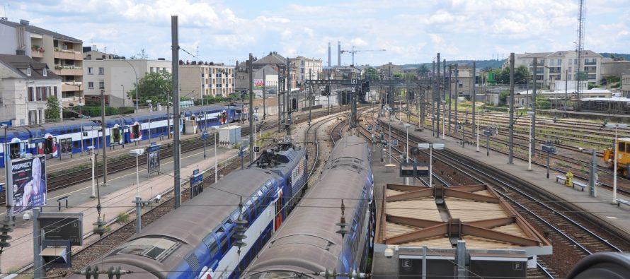 Mantes-la-Jolie : tentative de suicide à la gare