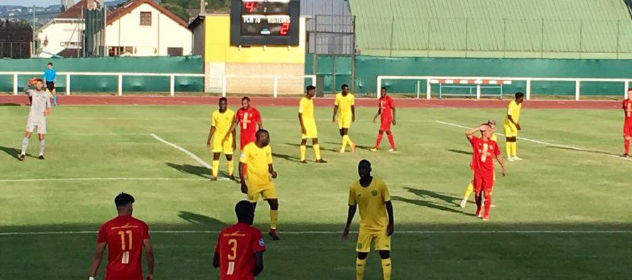 Foot – N2 – 1e J : Mantes battu 3 à 0 par Nantes