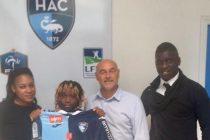 Foot – FC Versailles 78 : Daren Nbenbege signe 5 ans au Havre