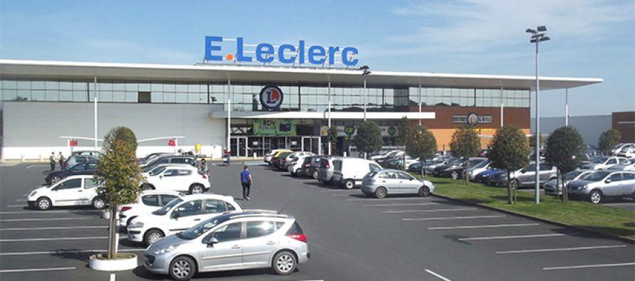 Mantes-la-Ville : un magasin Leclerc à la place de Citroën en 2020