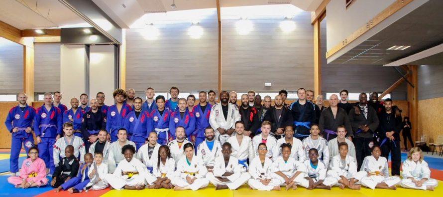 Jiu-Jistu Brésilien : Sport Attitude 78 a aussi fait sa rentrée