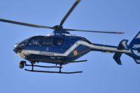 Mantes-la-Jolie : le pilote d'un hélicoptère de la gendarmerie aveuglé par un laser