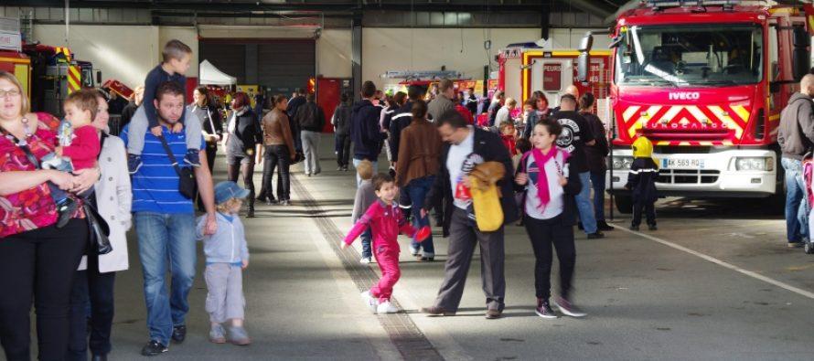 Magnanville : portes ouvertes à la caserne des pompiers le 6 octobre