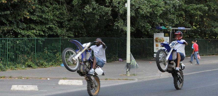 Mantes-la-Jolie : des habitants se plaignent des rodéos à moto