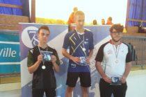 ASM Badminton : deux podiums aux Trophées Jeunes des Yvelines