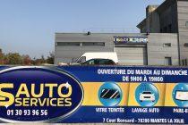 Pare-Brise – Vitres Teintées -Lavage Auto: LS Auto Services s'installe derrière la mairie du Val Fourré