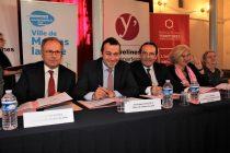 Société : Mantes-la-Jolie a signé la convention cadre « Action Cœur de Ville »