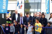 Mantes-la-Jolie : l'extension de l'école Albert-Uderzo inaugurée