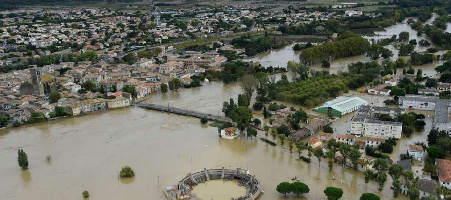 Solidarité : le département des Yvelines attribue 100 000 € à celui de l'Aude