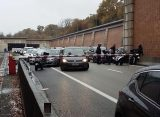 Accident : l'autoroute A14 coupée à la circulation en direction de Paris