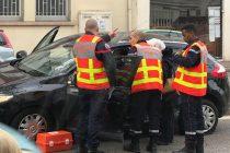 Mantes-la-Jolie : l'accident près du Week-end fait 2 blessés légers