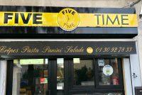 Five Time Mantes : pâtes, crêpes et paninis à 100 mètres de la gare