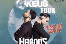 Mantes-la-Jolie : le groupe Hardos au concert des 4Keus au Zénith de Paris