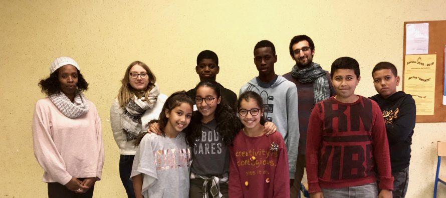 Vidéo à Limay : 7 jeunes réalisent un clip intitulé « Stop aux Fake News »