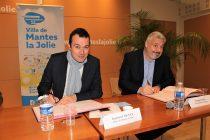 Technologie : Mantes-la-Jolie a signé un partenariat avec le moteur de recherche Qwant