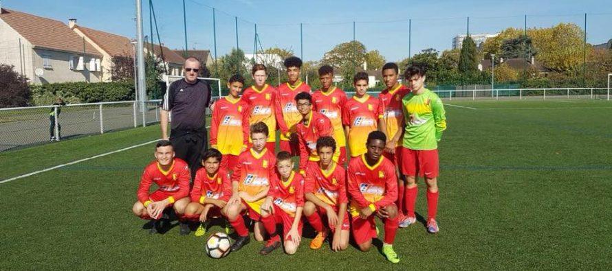 Orange Football Challenge : les U15 de Magnanville au Parc des Princes le 24 novembre