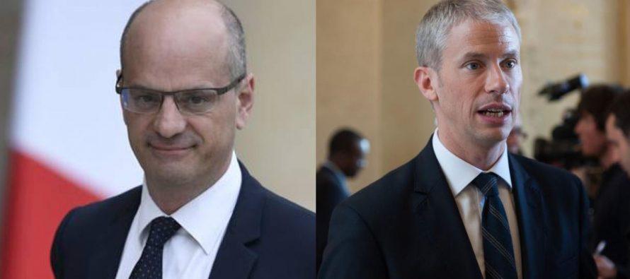 Lycée Condorcet Limay : les ministres Jean-Michel Blanquer et Franck Riester en visite lundi