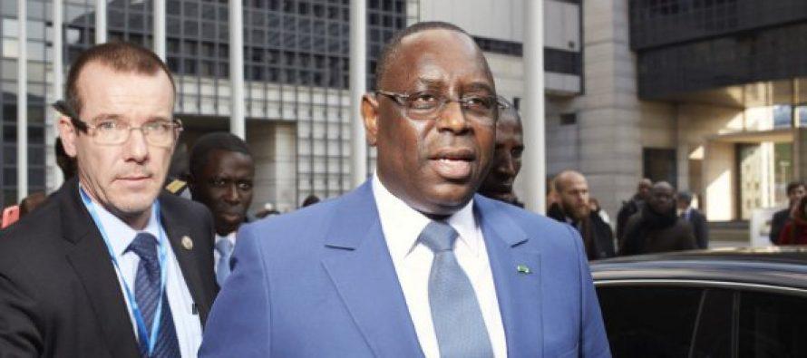 Mantes-la-Jolie : finalement, le président sénégalais Macky Sall ne viendra pas