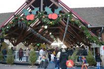 Limay : Marché de Noël les 1 & 2 décembre sous la halle