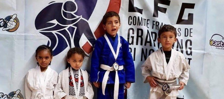 Jiu-Jitsu Brésilien : Sport Attitude 78 rafle 10 médailles aux championnats d'Ile-de-France