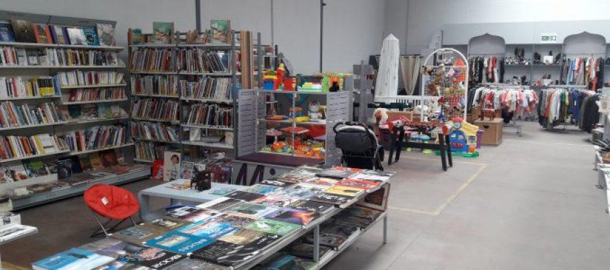 Aptiprix Mantes-Buchelay : ouverture de la nouvelle halle d'exposition le 8 décembre
