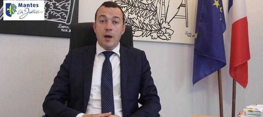 Violences à Mantes-la-Jolie : la réaction du maire LR Raphaël Cognet
