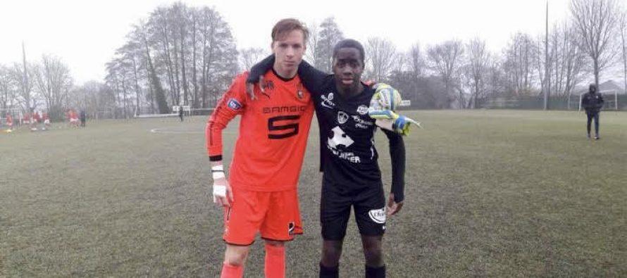 Foot – U16 France: passé par le FC Mantois, Djeidi Gassama convoqué