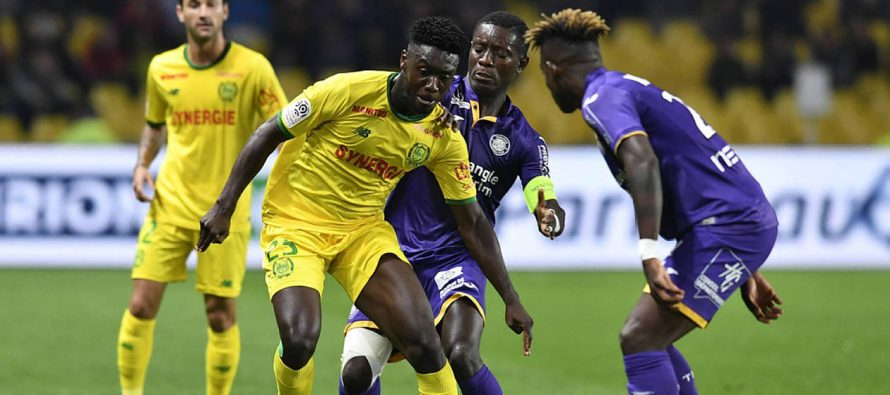 Foot – L1 – PSG/Nantes : Enock Kwateng revient de loin