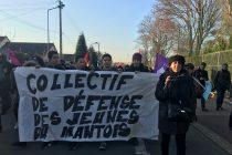Mantes-la-Jolie : 150 personnes marchent pour les lycéens interpellés