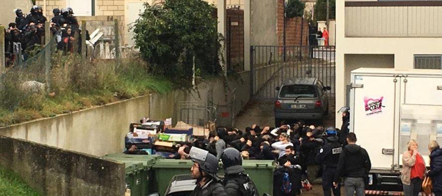 Mantes-la-Jolie : plus de 140 lycéens interpellés après des violences urbaines