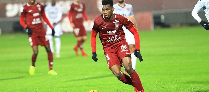 Trophées UNFP : le Mantais Opa Nguette (Metz) dans l'équipe-type de Ligue 2