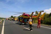 Accident A13 Guerville : un mort et quatre blessés dont un grave