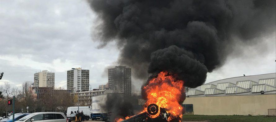 Mantes-la-Jolie : nouvelles violences au lycée Jean Rostand et au Val Fourré