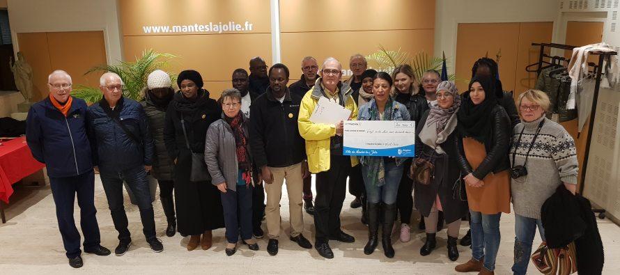 Téléthon 2018 : 20 360 euros récoltés à Mantes-la-Jolie