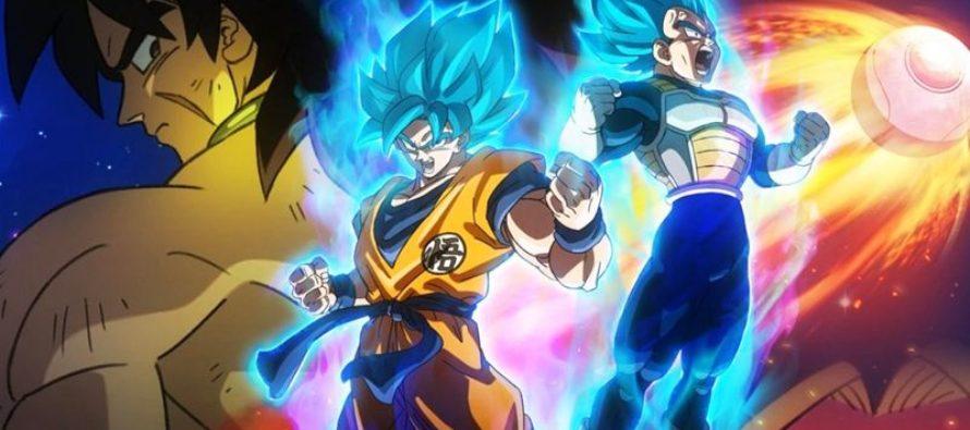 Dragon Ball Super Broly : 900 personnes au CGR de Mantes pour l'avant-première