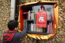Mantes-la-Jolie : la ville installe trois « Boîtes à Lire »