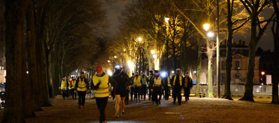 AS Mantaise : la marche Paris-Versailles-Mantes programmée ce weekend