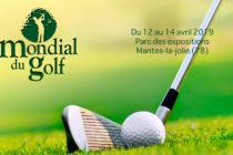 Mondial du Golf : première édition à Mantes-la-Jolie du 12 au 14 avril 2019
