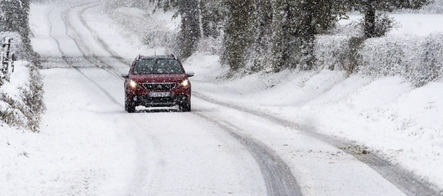 Alerte Météo : de la neige attendue samedi dans les Yvelines