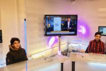 Mantes-la-Jolie : des collégiens de Pasteur visitent l'Institut Pratique du Journalisme