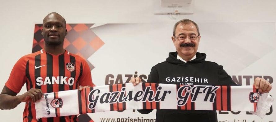 Foot – D2 Turque : Moussa Sow a signé à Gazisehir Gaziantep